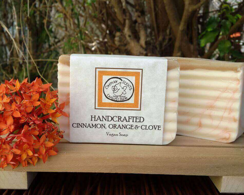 Clove, Cinnamon & Orange Soap