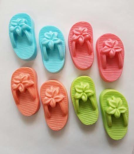 Flip Flops Soaps