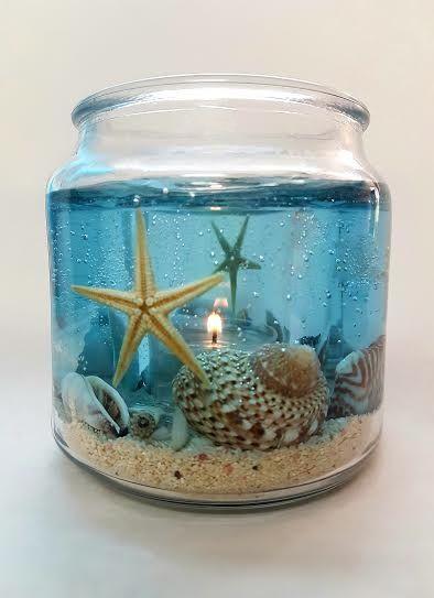 Under The Sea Tea  Light Holder