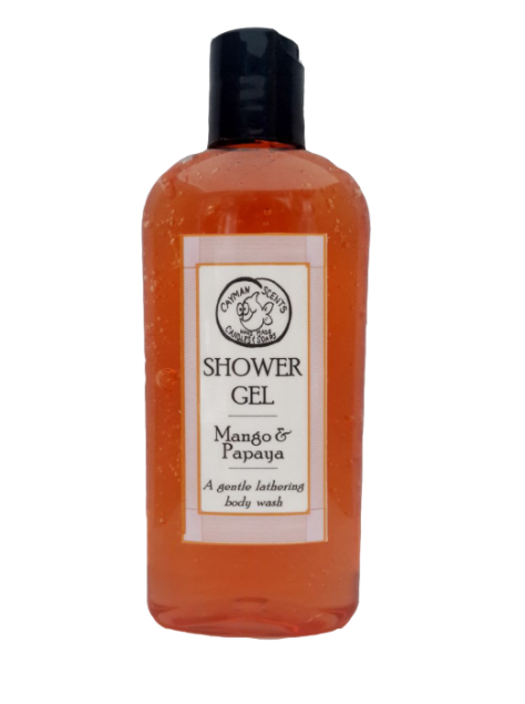 Island Mango Shower Gel