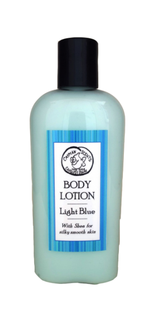 Organic Light Blue Lotion