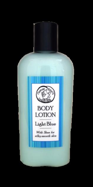 Light Blue Lotion