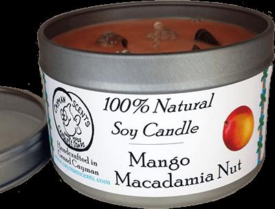 Mango Macadamia fragance