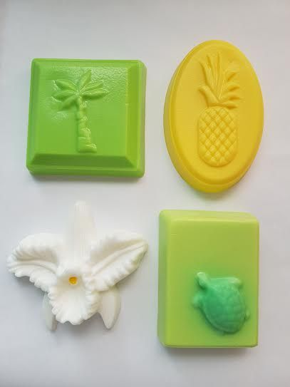 Tropical Soaps