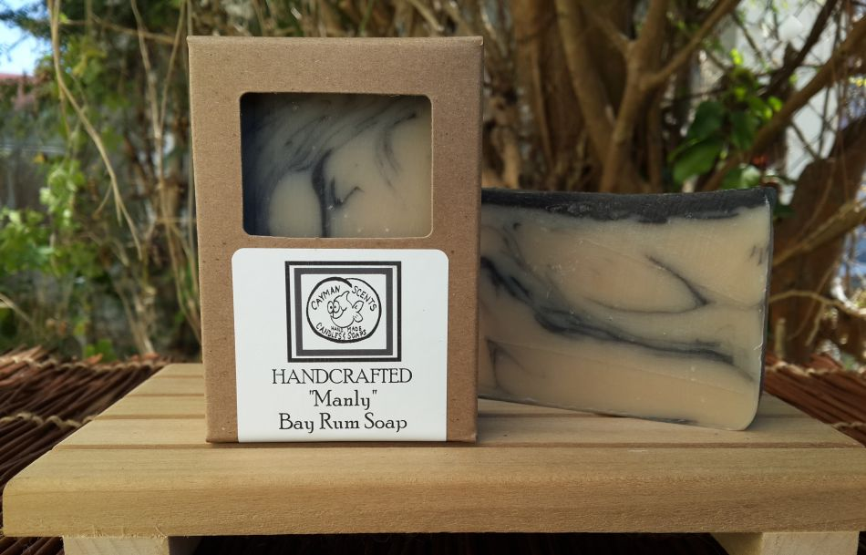 Bay Rum Mens Soap