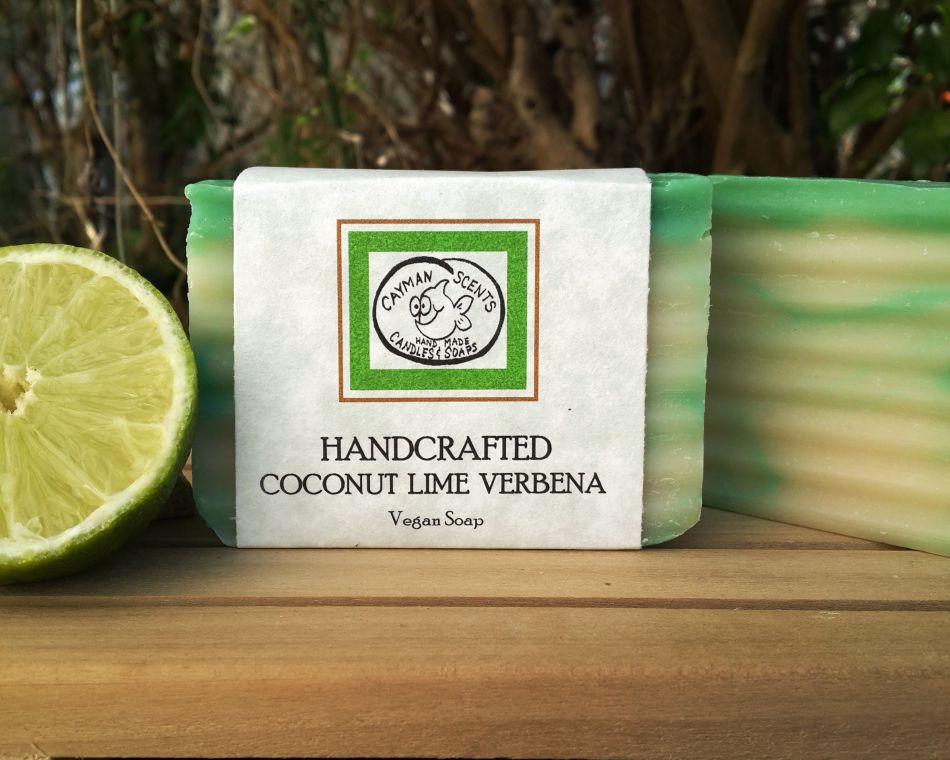 Coconut Lime Verbena 6x10