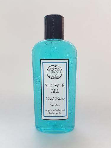 Cool Water Shower Gel