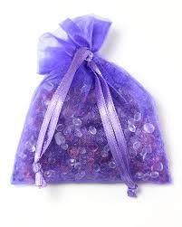 lavender aroma bead sachet